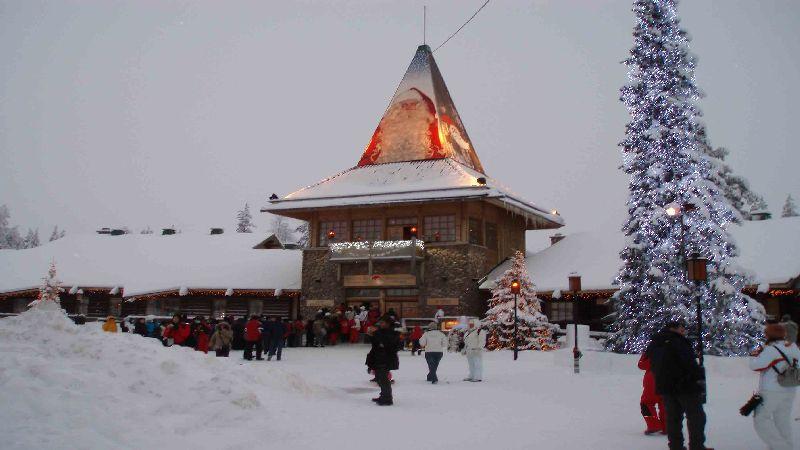 Laponia – wyjazd firmowy do krainy świętego Mikołaja