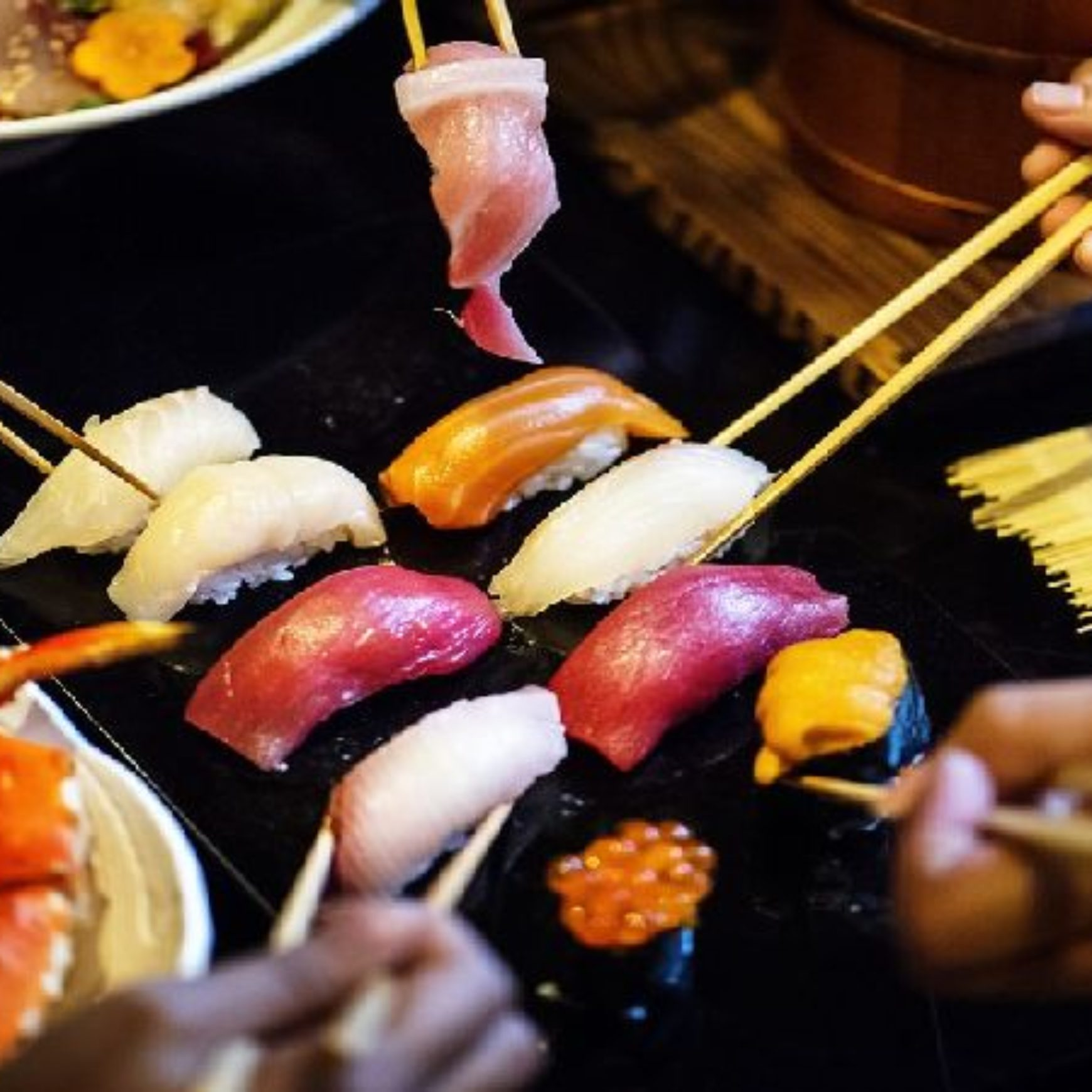 Pokaz i warsztaty sushi