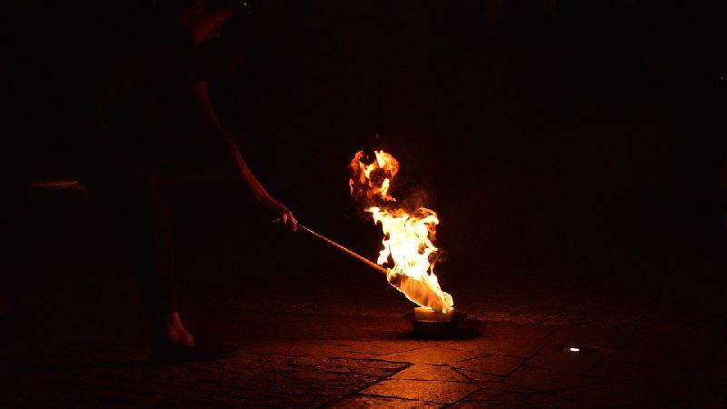 Noworoczny pokaz sztucznych ogni