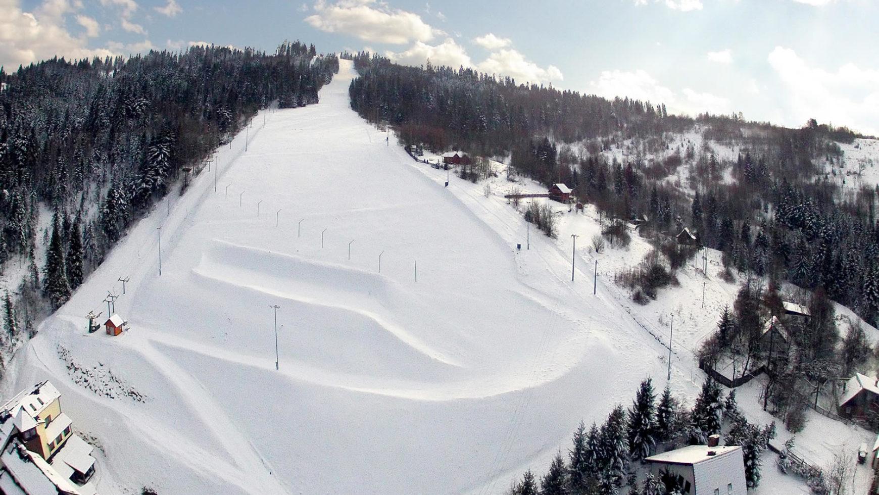Jastrzębica SKI czyli zimowa integracja w górach