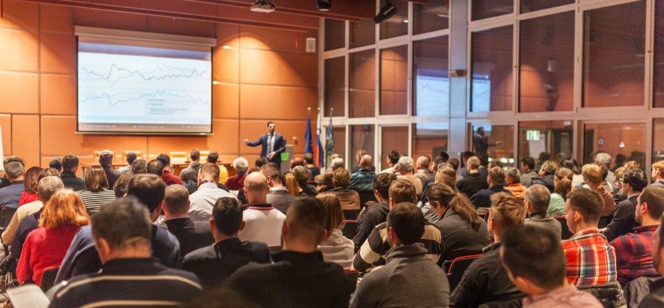 Organizacja konferencji na Śląsku