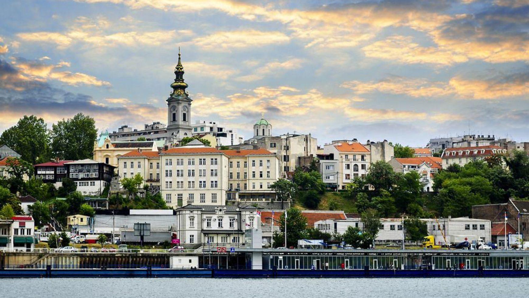 Firmowe warsztaty integracyjne w Belgradzie