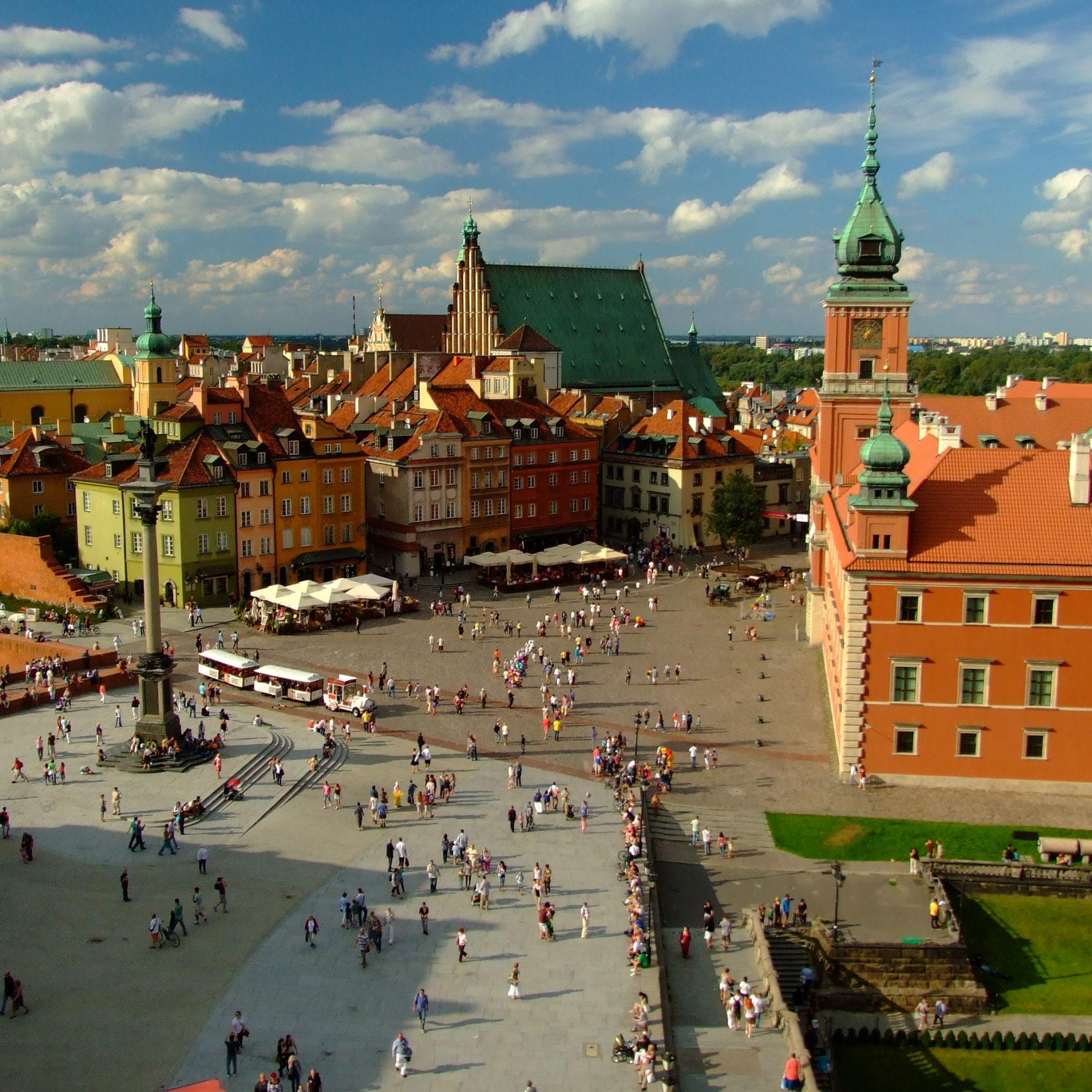 Organizacja imprezy integracyjnej w Warszawie