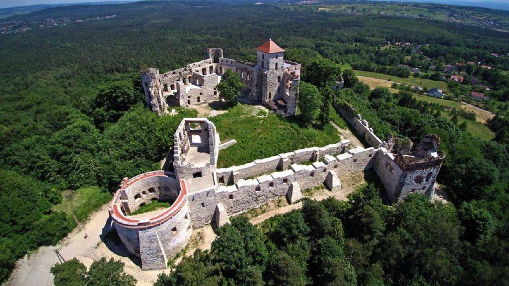 Doskonałe miejsce na event, czyli zamek Tenczyn w Rudnie