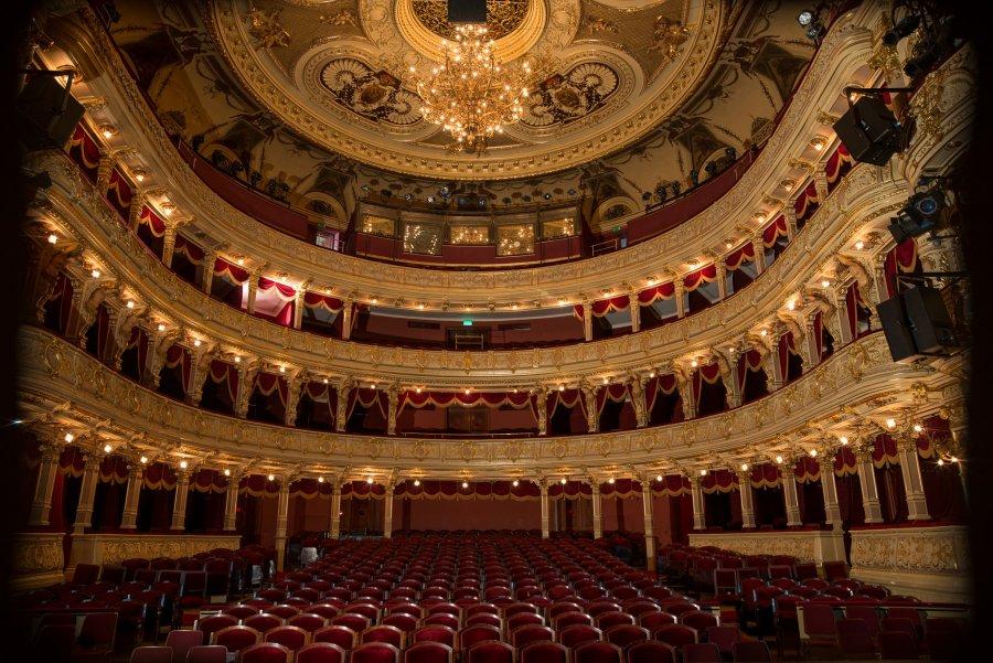 Teatr im. Juliusza Słowackiego w Krakowie miejscem na event teatralny