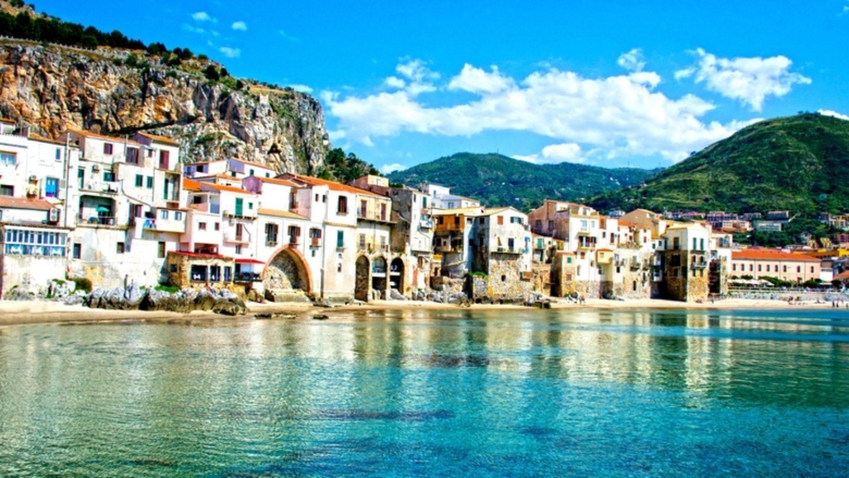 Firmowa wycieczka objazdowa po Sycylii