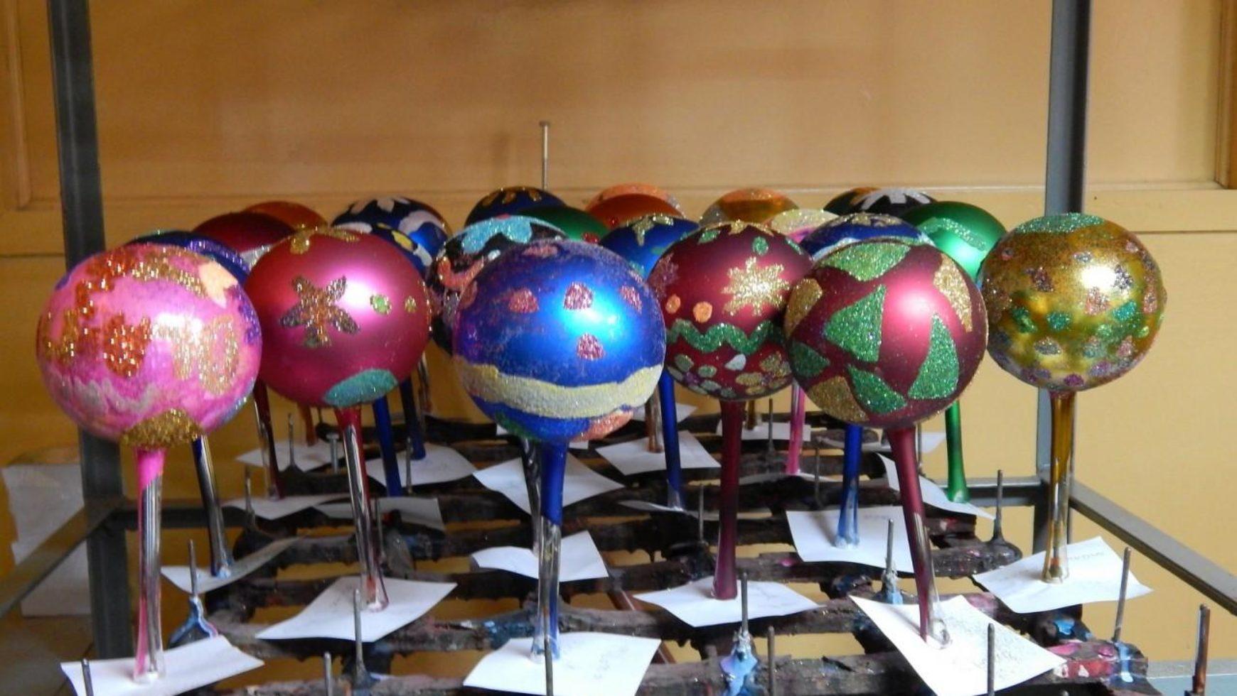 Fabryka Bombek w Krakowie jako świąteczny event pracowniczy