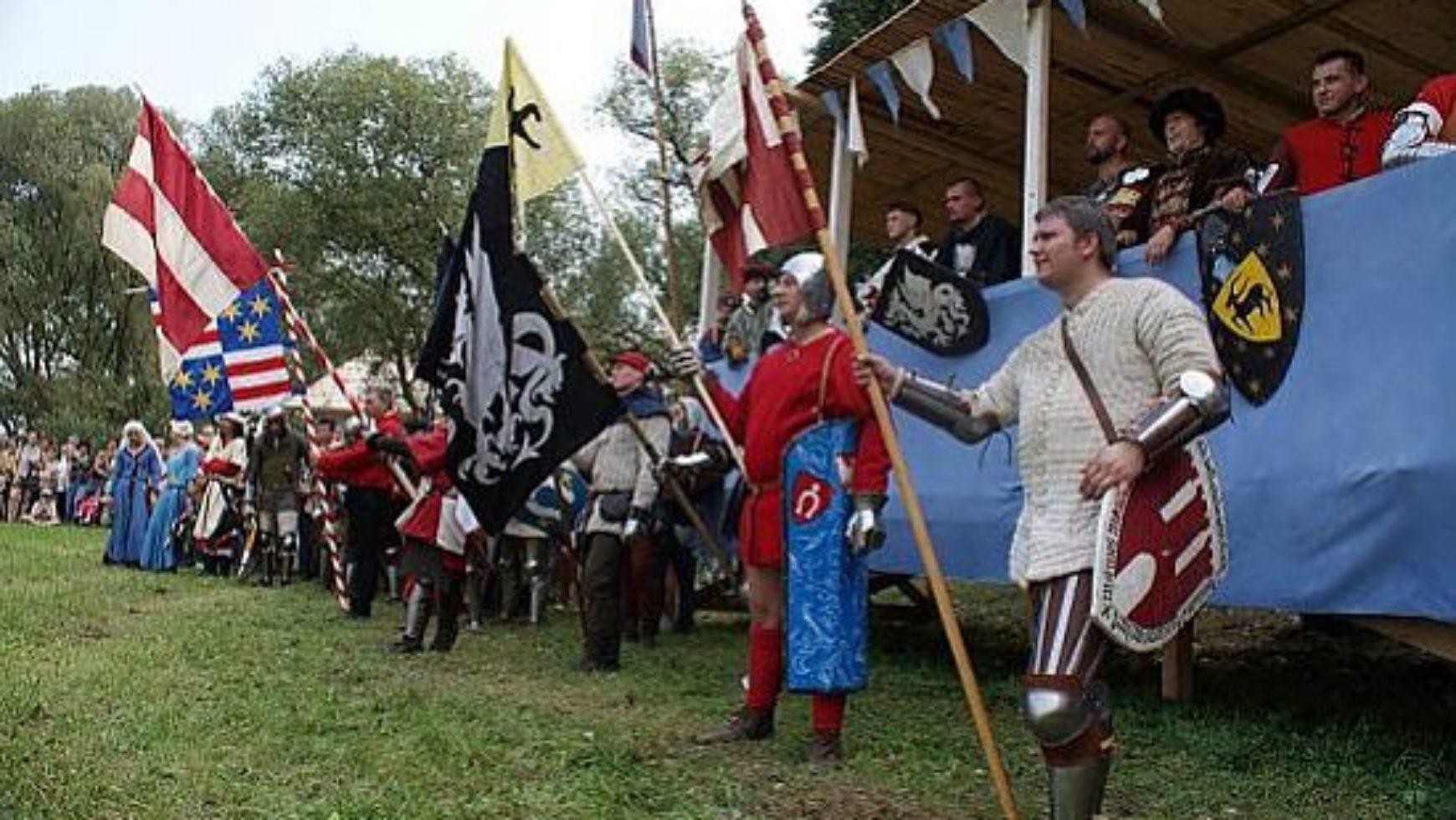 Jarmark Średniowieczny w Chudowie inspiracją do zamkowych integracji